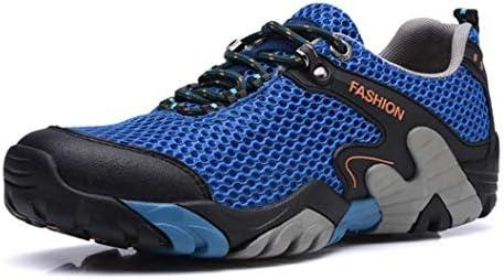 メッシュ ハイキングシューズ 走れる メンズ 通気性 ノンスリップ ランニングシューズ ウォーキングシューズ 大きいサイズ アウトドア 屈曲性 ローカット 防臭 軽量 キャンプ スポーツ 登山靴 カジュアルシューズ