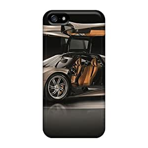 Fashion Tpu Case For Iphone 5/5s- 2011 Pagani Huayra Defender Case Cover