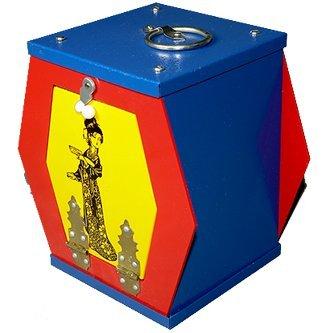 Clatter Box, Aluminum Clatter Box