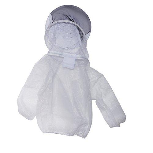 Kocome Breathable Bee Anti-Bee Half Body Suit Beekeeping Protective Equipment