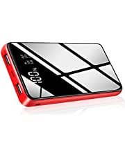 Portable Charger Power Bank 25000mah High Capacity Battery Pack Smaller Size Lighter Weigh with Full LCD Compatible Smart Devices Android Phone and Other Cellphones