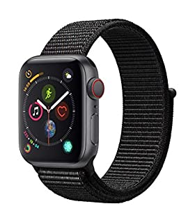 AppleWatch Series4 (GPS+Cellular, 40mm) - Space Gray Aluminum Case with Black Sport Loop (B07K375ZPN) | Amazon price tracker / tracking, Amazon price history charts, Amazon price watches, Amazon price drop alerts