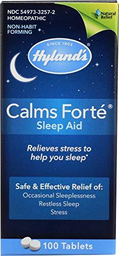StarSun Depot Calms Forte, 100 Tablets (1 Item)