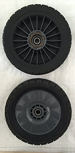 HONDA HRC216 Commercial Mower Back Drive Wheel Comp. Assembly 44700-VK6-020ZA 2-Pack (2)