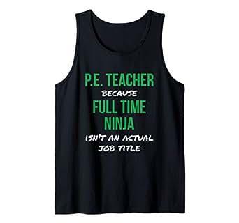 Amazon.com: P.E. Maestro Ninja Maestro de Educación Física ...