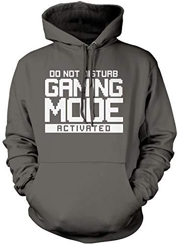 Do Not Disturb Gaming Mode Activated – Unisex Adults and Kids Hoodie