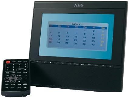 AEG CTV 4910 - Televisor portátil (LCD, 17,8 cm (7 pulgadas ...