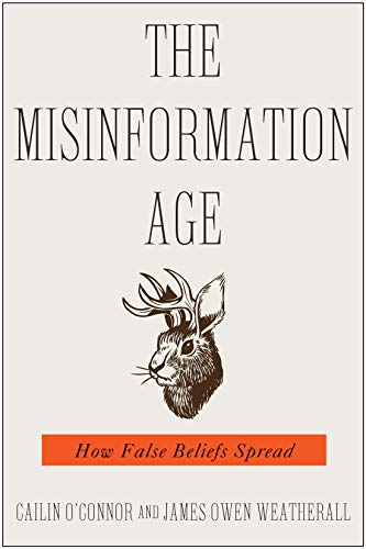 Risultati immagini per The misinformation age: how false beliefs spread