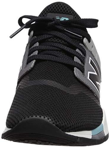 Balance 247v2Sneaker magnet Trd Neroblack New Donna byvYgf76