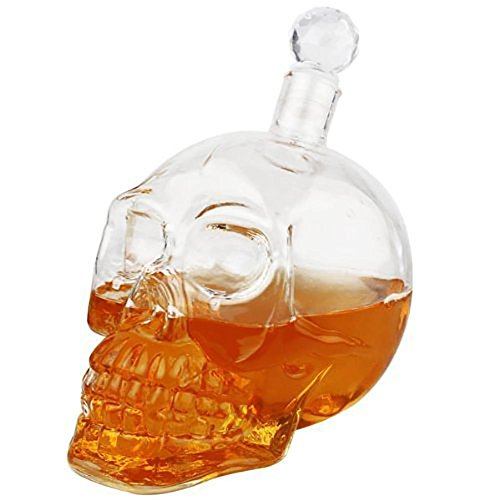 Where Can I Buy Glass Skull Drinking Glasses