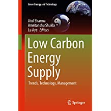 Low Carbon Energy Supply: Trends, Technology, Management (Green Energy and Technology)