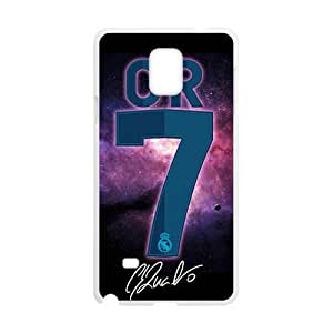 CR seven Kevin Johnson. Cell Phone Case for Samsung Galaxy Note4