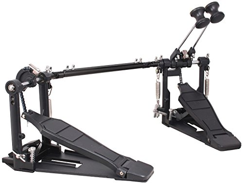 Drum Pedal Double Bass Dual Foot Kick Pedal Percussion Set Single Chain - Percussion Single