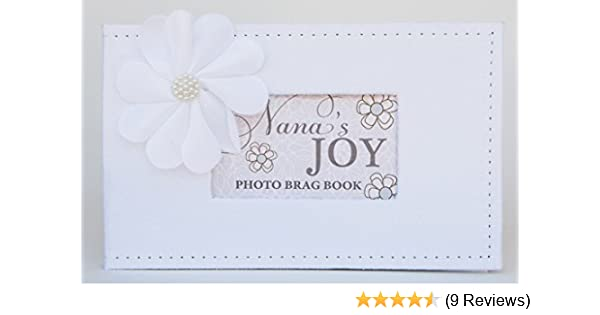 Amazoncom Nanas Joy Brag Book Home Kitchen