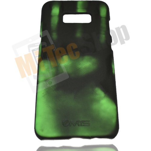 Amazon com: Galaxy S8 [heat sensitive protector case + Magical Color