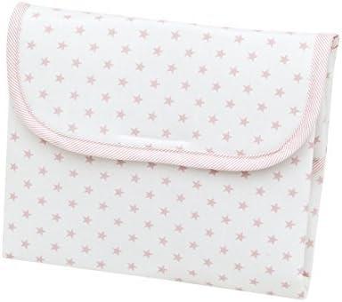 Cambrass Star - Cambiador bebe de viaje, color rosa