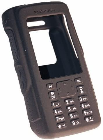 Radio Grips – MotoTRBO XPR7000 Series with Keypad – Silicone Carry Case