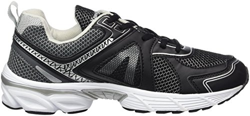 cost cheap price clearance prices Kangaroos Unisex Adults' Kr-Run 5 Trainers Black (Jet Black/Steel Grey 5003) 69Oj3w