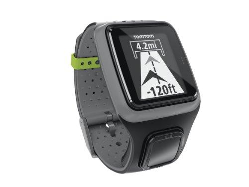 51-OGq5vGML TomTom Runner GPS Running Watch (Grey)