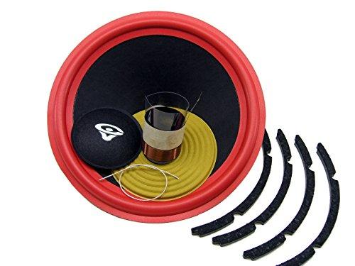 """SS Audio Recone Kit for 12"""" Cerwin Vega 122W2, 4 Ohms, RK-CV122W2"""