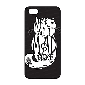 Alice in Wonderland 3D Phone Case for iPhone 5S