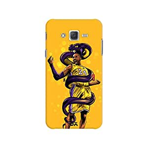 DailyObjects Blackmamba Case For Samsung Galaxy J7