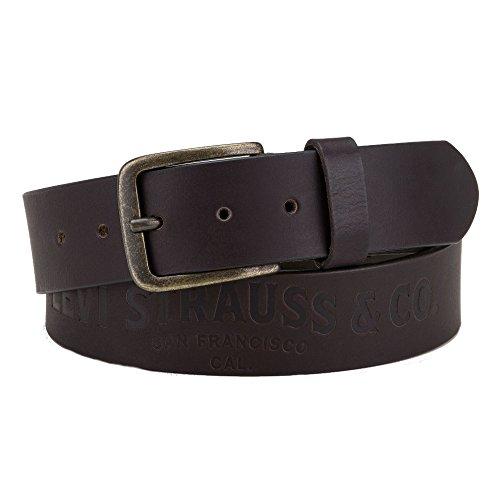 Levi's Wasco Belt - Dark Brown 100cm