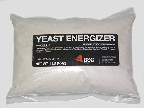 Yeast Energizer Powder 1lb