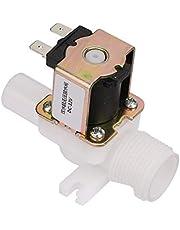 DC12V N/C magneetventiel, normaal gesloten type kunststof magneetventiel, 3/4 draad water magneetventiel voor waterdispenser
