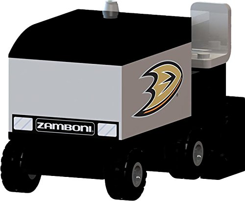 NHL Anaheim Ducks Sports Fan Bobble Head Toy Figures, Gold Black/Orange, One Size