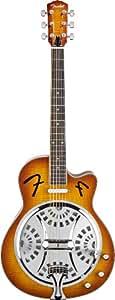 Fender Acoustic Electric Guitar Amazon : fender fr 50 acoustic electric resonator guitar sunburst musical instruments ~ Hamham.info Haus und Dekorationen
