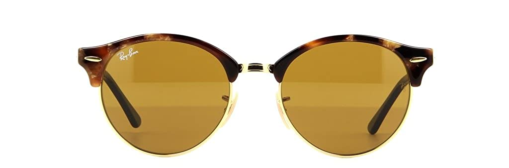 0a3355f3c9c Amazon.com  Ray Ban RB4246 1160 51 Spotted Brown on Havana Sunglasses  Bundle-2 Items  Clothing