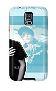 OHMOGiR1678PMOtO Case Cover Justin Bieber For Computer Galaxy S5 Protective Case