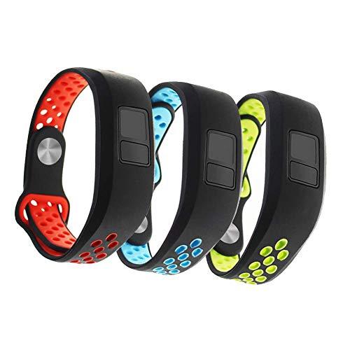 Bands Compatible for Garmin Vivofit 3/Vivofit JR/Vivofit JR. 2-Budesi Adjustable Replacement Wristband Strap Band Compatible Vivofit 3/Vivofit JR/JR. 2 Bracelet(If for Kids,Wrist Over 130cm at Least)