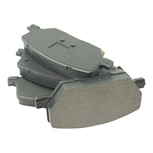 Font Premium Posi Ceramic Disc Brake Pad Set for Fiat Jeep SUV
