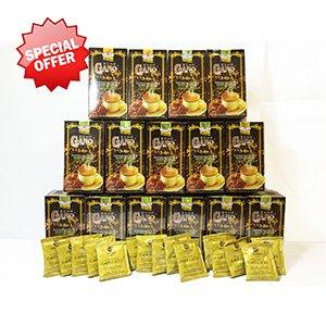 15 Boxes Gano Cafe 3-in-1 By Gano Excel Free 15 Sachet Og Cafe Latte
