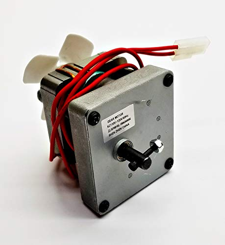 Auger Feed Fuel Motor for Camp Chef Electric Wood Pellet Smoker Grill PG24-24 (Smoker Auger)