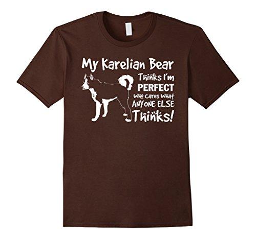 Men's Karelian Bear t-shirt, i love Kare - Karelian Bear Dog Shopping Results
