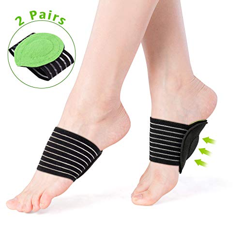 Qisiewell Foot Arch Supports Compression product image