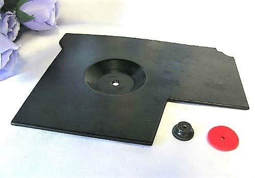 - Desk Dave's Original Singer 221 Featherweight Sewing Machine Base Plate or Drip Pan with New Felt +