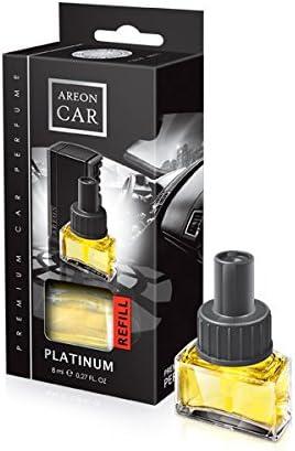 Nachfüller Für Lufterfrischer Areon Lux Auto Parfüm Platin Auto
