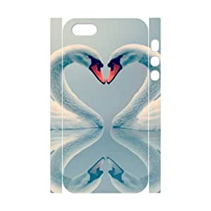 W-K-E-R5107691 3D Art Print Design Phone Back Case Customized Hard Shell Protection Iphone 5,5S