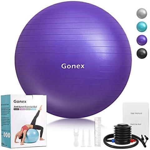 Gonex Exercise Anti Burst Non Slip Stability product image