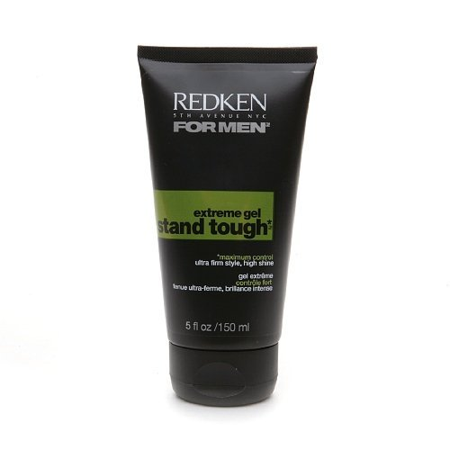 Stand Tough Extreme Gel 5 fl oz (150 ml) by Redken For Men (Pack of 5) by REDKEN