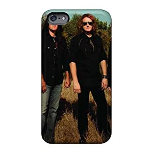Excellent Hard Cell-phone Case For Iphone 6 With Support Your Personal Customized Trendy Megadeth Band Pattern TammyCullen