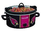 Crock-pot SCCPNFL600-AC Electric Cooking, Black/Cardinal/White Review