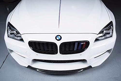 RKP Style Carbon Fiber Front Lip Spoiler for BMW F12 F13 F06 M6 Model 2013+