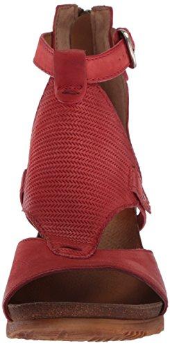 Miz Mooz Women's Maya Sandal, Tomato, 40 M EU (9-9.5 US) by Miz Mooz (Image #4)