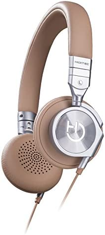 Auriculares con Cable Aviator | Cascos Color Beige para PS4, PC ...