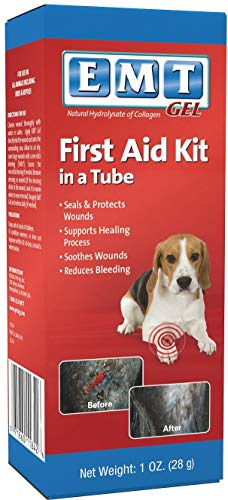 (PetAg EMT First Aid Kit in a Tube Dog, Cat & Small Animal Gel, 1-oz Bottle)